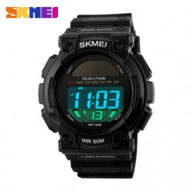 SKMEI Jam Tangan Digital Pria - DG1126 - Black - 3
