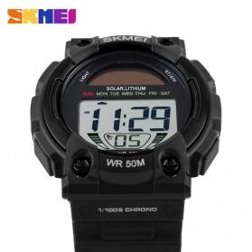 SKMEI Jam Tangan Digital Pria - DG1126 - Black - 4