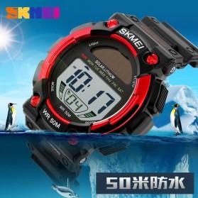 SKMEI Jam Tangan Digital Pria - DG1126 - Black - 7