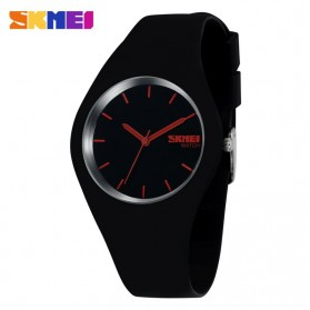 SKMEI Jam Tangan Analog Wanita - 9068C - Black/Red