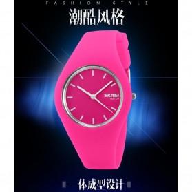 SKMEI Jam Tangan Analog Wanita - 9068C - Baby Pink - 2