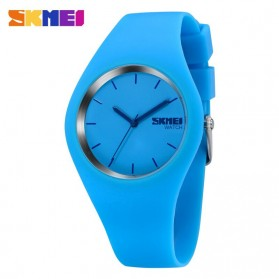 SKMEI Jam Tangan Analog Wanita - 9068C - Light Blue