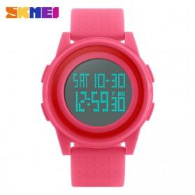 SKMEI Jam Tangan Digital Pria - DG1206 - Pink - 2