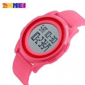 SKMEI Jam Tangan Digital Pria - DG1206 - Pink - 3