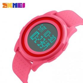 SKMEI Jam Tangan Digital Pria - DG1206 - Pink - 4