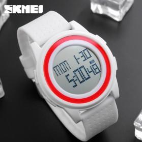 SKMEI Jam Tangan Digital Pria - DG1206 - Pink - 8