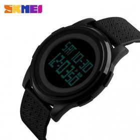 SKMEI Jam Tangan Digital Pria - DG1206 - Black - 2