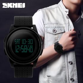 SKMEI Jam Tangan Digital Pria - DG1206 - Black - 3