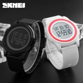 SKMEI Jam Tangan Digital Pria - DG1206 - Black - 4