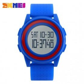 SKMEI Jam Tangan Digital Pria - DG1206 - Blue
