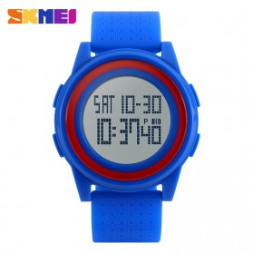 SKMEI Jam Tangan Digital - DG1206 - Blue