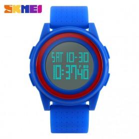 SKMEI Jam Tangan Digital Pria - DG1206 - Blue - 2