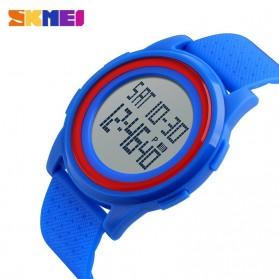 SKMEI Jam Tangan Digital Pria - DG1206 - Blue - 3