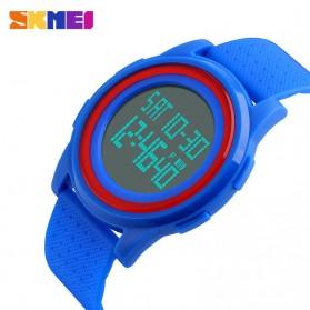 SKMEI Jam Tangan Digital Pria - DG1206 - Blue - 4