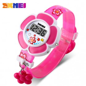 SKMEI Jam Tangan Anak - DG1144 - Pink - 2