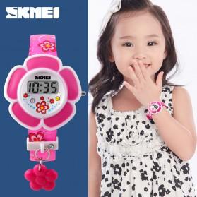 SKMEI Jam Tangan Anak - DG1144 - Purple - 3