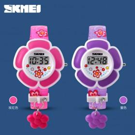 SKMEI Jam Tangan Anak - DG1144 - Purple - 4