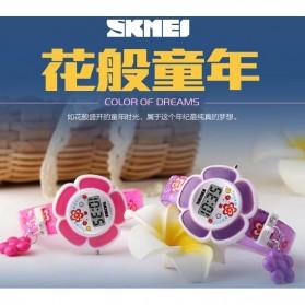 SKMEI Jam Tangan Anak - DG1144 - Purple - 5
