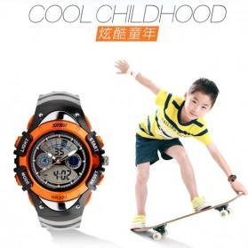 SKMEI Jam Tangan Anak - AD0998 - Orange - 4