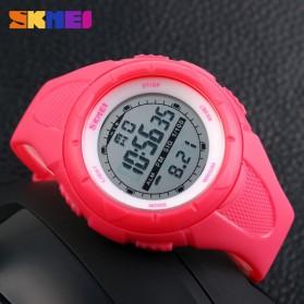 SKMEI Jam Tangan Sport Digital Wanita - DG1074 - Pink - 4