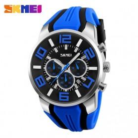 SKMEI Jam Tangan Analog Pria - 9128 - Blue