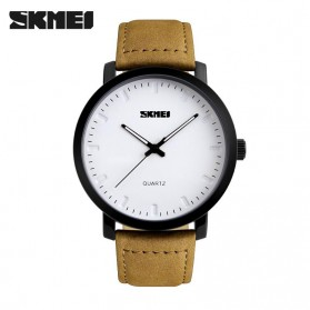 SKMEI Jam Tangan Analog Pria - 1196CL - Brown