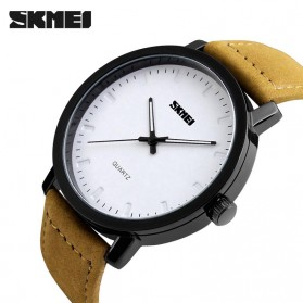 SKMEI Jam Tangan Analog Pria - 1196CL - Brown - 2