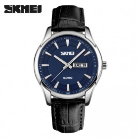 SKMEI Jam Tangan Analog Kasual Pria - 9125CS - Blue