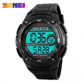 SKMEI Jam Tangan Digital Pria - DG1203 - Black - 2