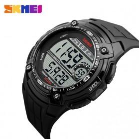 SKMEI Jam Tangan Digital Pria - DG1203 - Black - 3