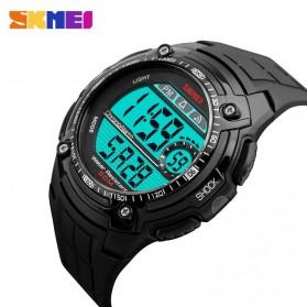 SKMEI Jam Tangan Digital Pria - DG1203 - Black - 4