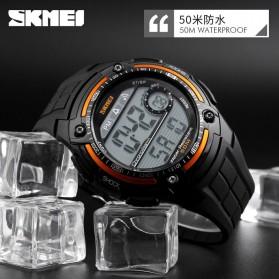 SKMEI Jam Tangan Digital Pria - DG1203 - Black - 5