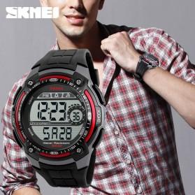 SKMEI Jam Tangan Digital Pria - DG1203 - Black - 6