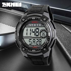 SKMEI Jam Tangan Digital Pria - DG1203 - Black - 7