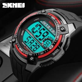 SKMEI Jam Tangan Digital Pria - DG1203 - Black - 8