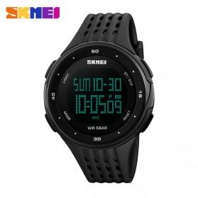 SKMEI Young Sport Watch Water Resistant 50m - DG1068 - Black