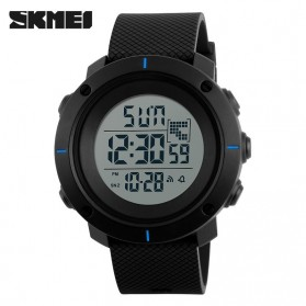SKMEI Jam Tangan Digital Pria - DG1213 - Black/Blue