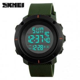 SKMEI Jam Tangan Digital Pria - DG1213 - Army Green - 2