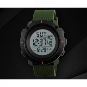 SKMEI Jam Tangan Digital Pria - DG1213 - Army Green - 3
