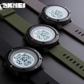 SKMEI Jam Tangan Digital Pria - DG1213 - Army Green - 6