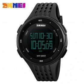 SKMEI Jam Tangan Digital Pria - DG1219 - Black - 2