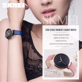 SKMEI Jam Tangan Analog Wanita - 9141CL - Blue - 2