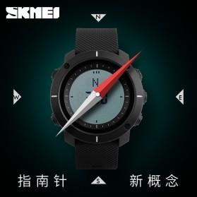 SKMEI Jam Tangan Digital Pria - DG1216CM - Black - 8