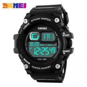 SKMEI Jam Tangan Olahraga Sporty Pria - DG1229 - Black