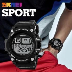 SKMEI Jam Tangan Olahraga Sporty Pria - DG1229 - Black - 2
