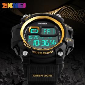 SKMEI Jam Tangan Olahraga Sporty Pria - DG1229 - Black - 6