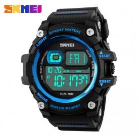 SKMEI Jam Tangan Olahraga Sporty Pria - DG1229 - Blue