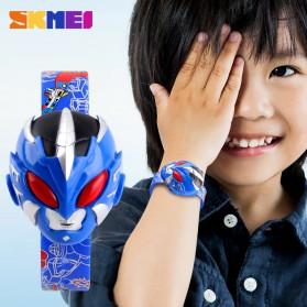 SKMEI Jam Tangan Anak - DG1239 - Baby Blue - 3