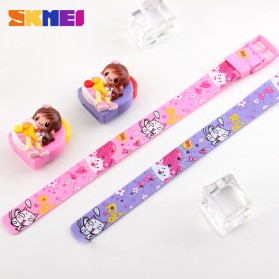 SKMEI Jam Tangan Anak - DG1240 - Pink - 4