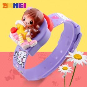 SKMEI Jam Tangan Anak - DG1240 - Pink - 5